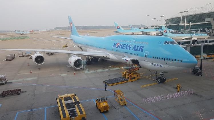 대한항공 인천 - 샌프란시스코 KE023 탑승기 부제: 747-8i 너무 좋네요!~