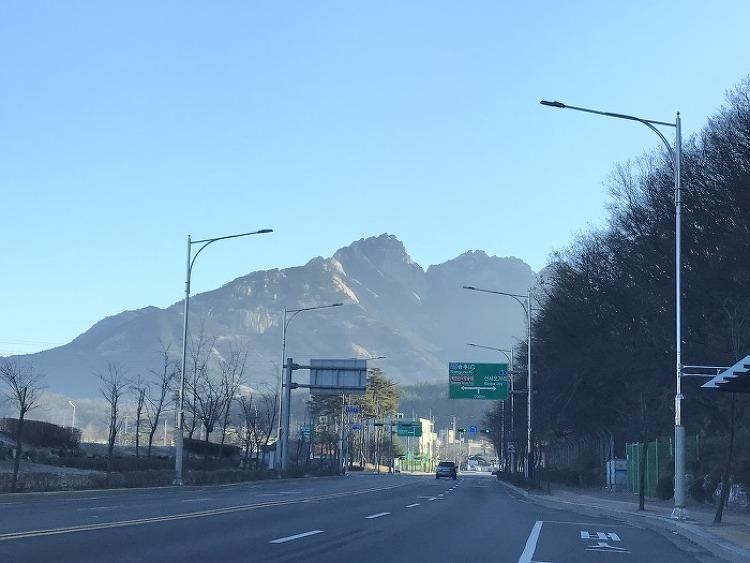 북한산 비봉 산행