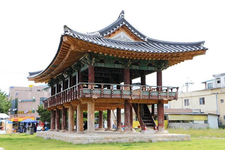 함양 안의 광풍루_20150920