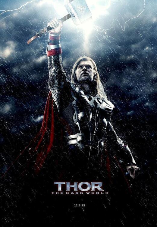 토르 : 다크 월드 Thor: The Dark World (2013)