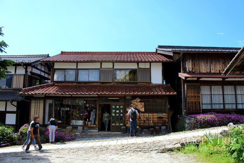 일본 소도시 여행, 여름에도 시원한 남신슈, 역참마을과 가이세키 그리고 즐거운 사람들