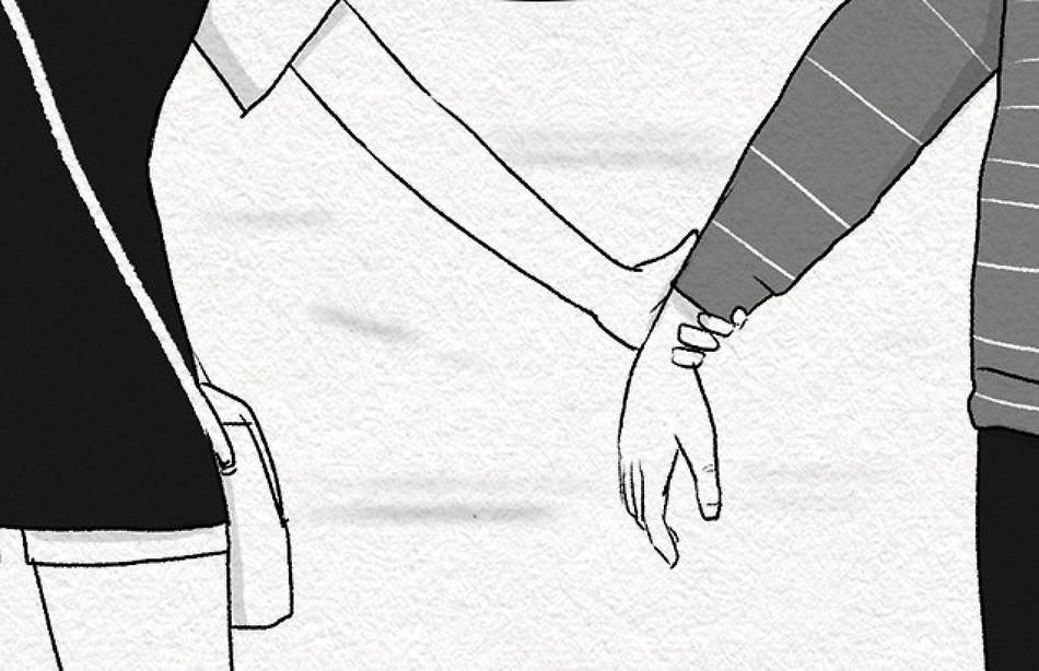 자원봉사 웹툰 [헬퍼스하이] 8화 - 같이 걸을까?