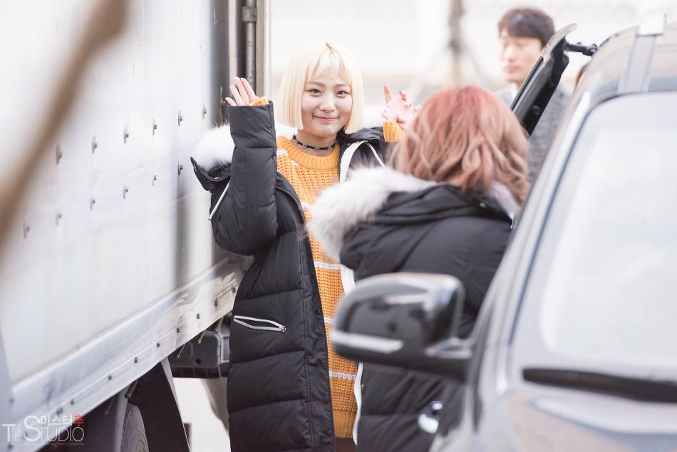 170121 볼빨간사춘기 겨울나기 콘서트 사진