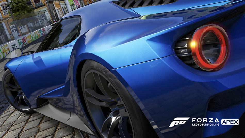 포르자 모터스포츠6 APEX 정식 출시 + 레이싱 휠 지원 추가