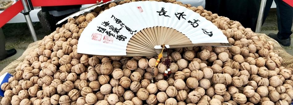 가을 겨울 대표 간식 호두과자! 2017 천안 호두 축제에서 천안의 명물, 호두과자와 호두를 만나요!