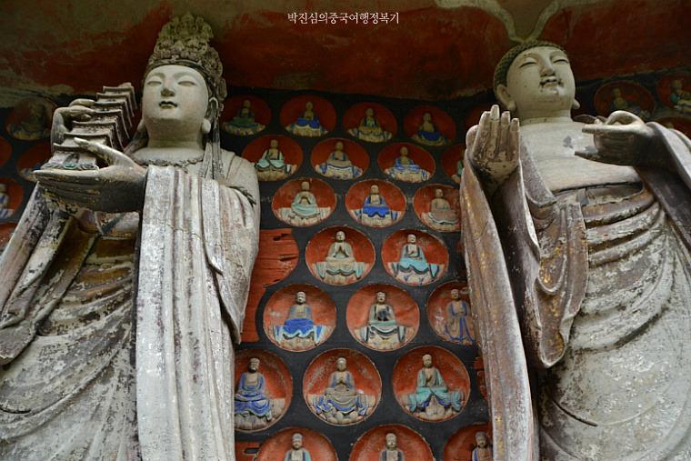 세계가 인정한 충칭(重庆 중경) 최고의 문화유산 - 대족석각(大足石刻)