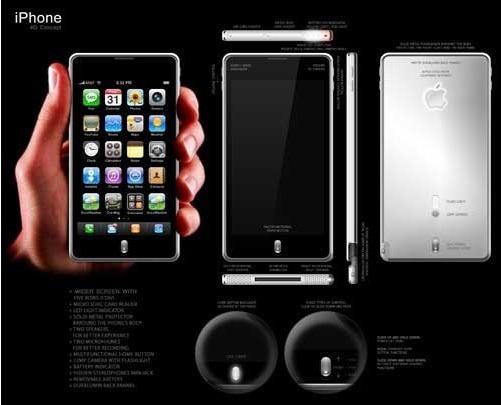 아이폰 4Gs 신기술