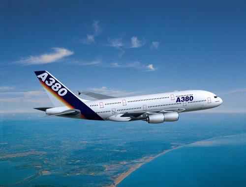 하늘 위의 궁전이라 불리는 초대형 여객기 A380