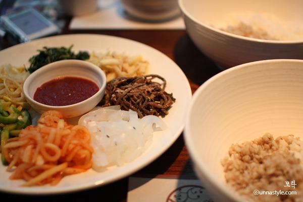 모락 - 모락나물비빔밥