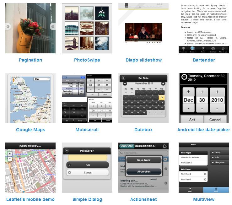 jQuery Mobile 사용자테마 3