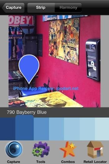 Color Capture 아이폰 컬러 수집 매치