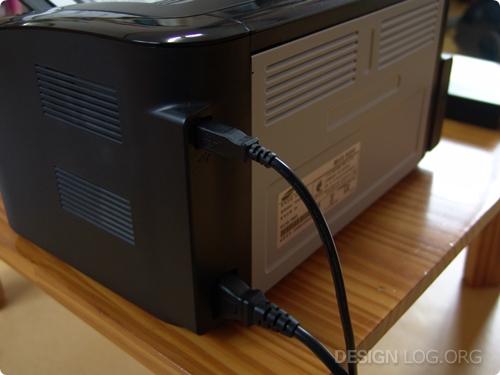 삼성 레이저 프린터 ML-1665K 설치와 주요 기능들