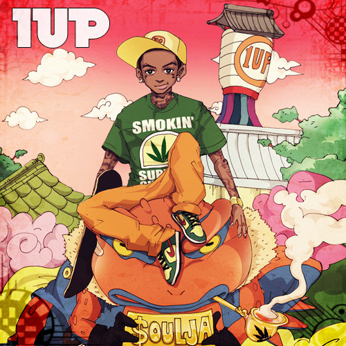 soulja boy 1up. Music :: Soulja Boy - 1up