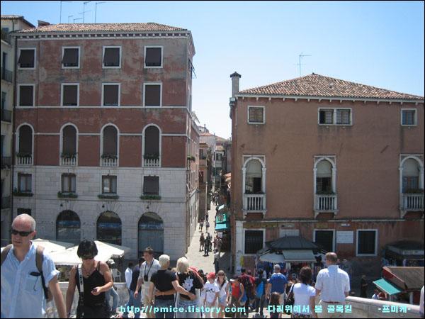 가면축체, 유리공예 그리고 물의 도시 베니스, 베네치아 (유럽 배낭 여행)