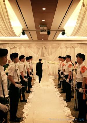 우리나라는 결혼식에 이벤트가 참 없다