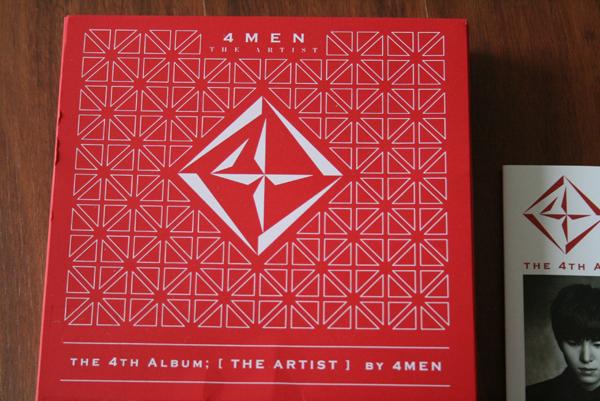 포맨 4집 [THE ARTIST] - 포맨 3기의 첫 정규앨범이 발매되다!