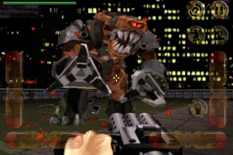 Duke Nukem 3D 아이폰 무료게임