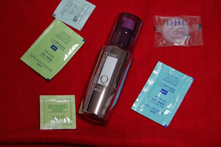 화장품, 추천, DHC, DHC Q10, Q10, 샘플, 피부, 좋은 피부, 화장품 추천, 밀크