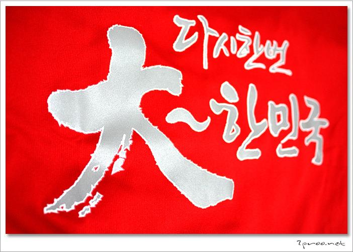 다시한번 대한민국, 다시한번 大한민국 응원티