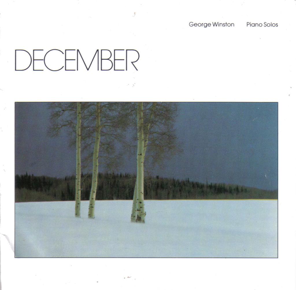 George Winston - December / 1982