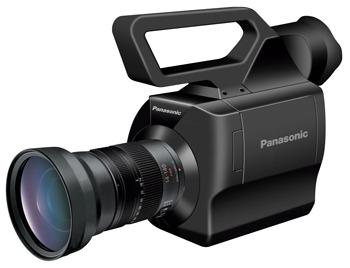 파나소닉 마이크로 포서즈 캠코더 AG-AF100