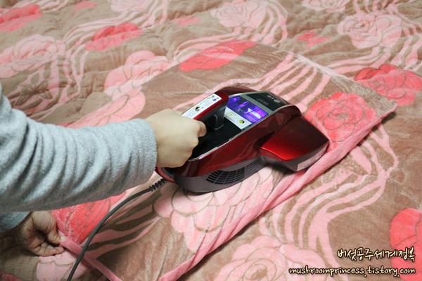 버섯공주세계정복 :: 침대와 소파, 곳곳에 숨어있던 먼지 한방에 ...