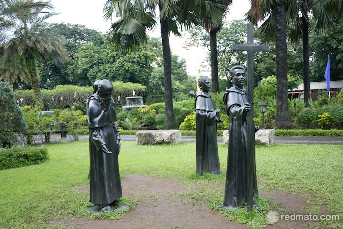 [필리핀 마닐라 시티 투어] 리잘 공원(Rizal Park)과 산티아고 요새(Fort Santiago) 방문기