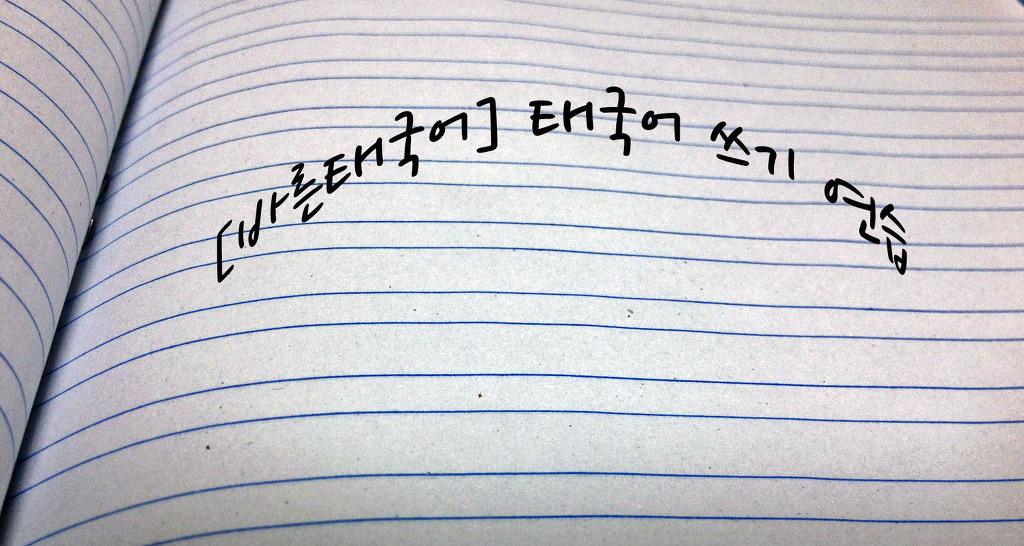 [바른태국어], 바른태국어, 노펫의태국어, 태국어쓰기연습, 태국어자음, LCp 사진 #1