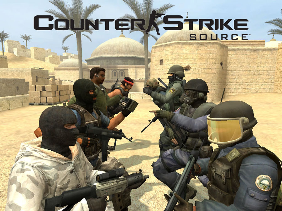 how to connect counter strike source online