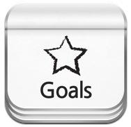 아이폰 할일 달성 노트 마이원더풀골즈 My Wonderful Goals