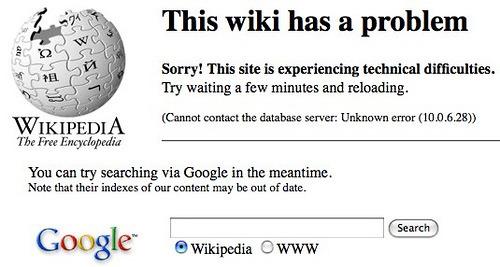 wikipedia 위키피디아