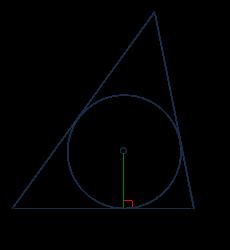 삼각형 내심의 활용 3