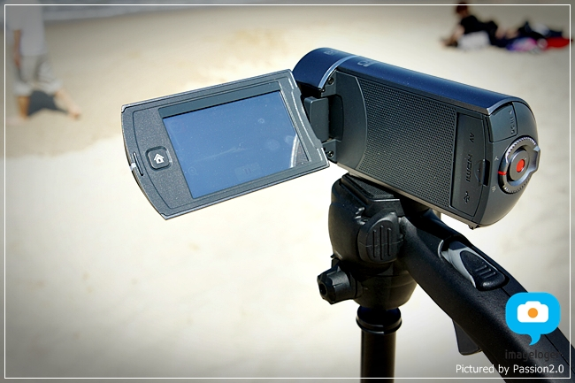 [HMX-Q10] 가볍고 휴대하기 편한 HD 캠코더, HMX-Q10