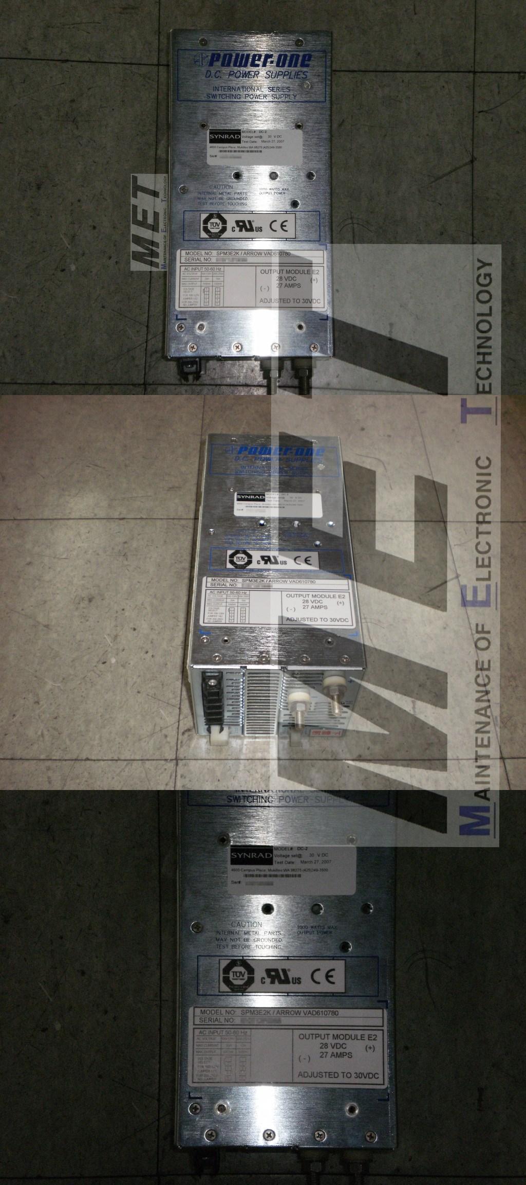 주 엠이티 Met Co Ltd Power One Dc Power Supplies