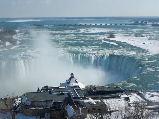 도연 in the world - Niagara Fall
