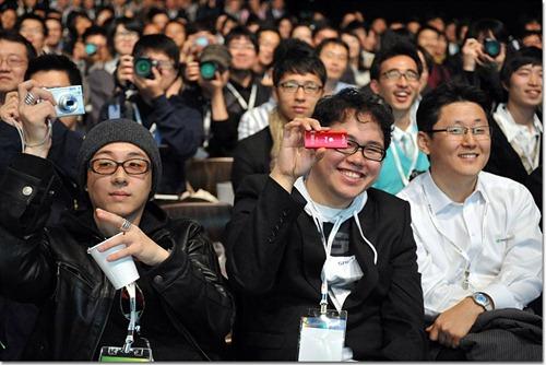 행사장에 모여 주신 많은 블로거 분들! 고맙습니다. © ITViewPoint