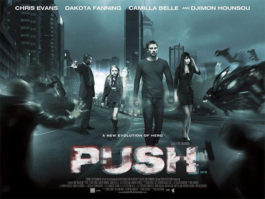 영화 푸시(PUSH)