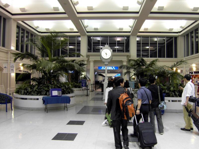 컬럼비아 메트로폴리탄 공항 Columbia Metropolitan Airport