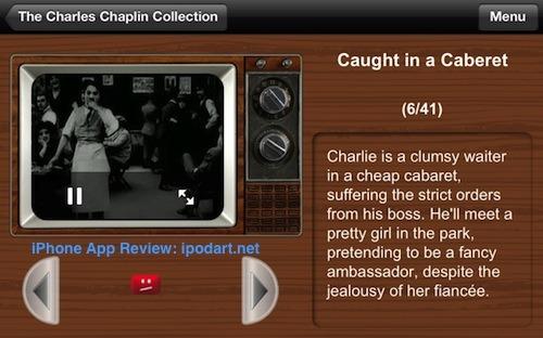 The Best Charles Chaplin Collection 아이폰 아이패드 영화 찰리 채플린