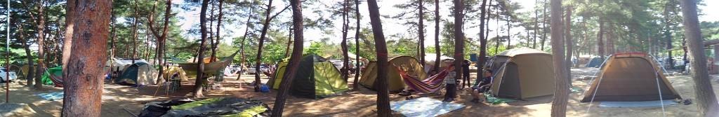 오토 캠핑장