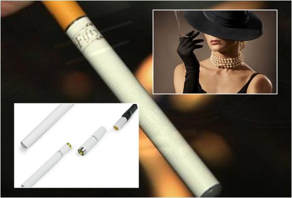 일반 담배와 외형적으로 구분 어려운 전자담배