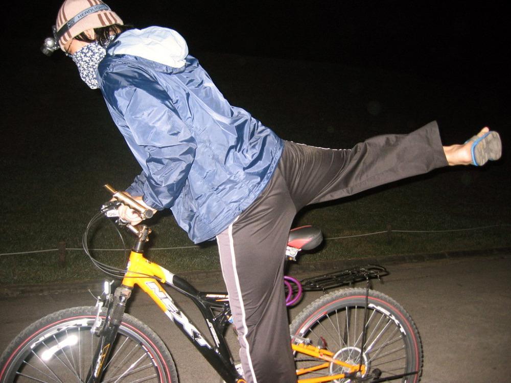 자전거로 달리자 - 여행가기전 기초체력강화용 밤바리 : 1950CC48513B8A25278343