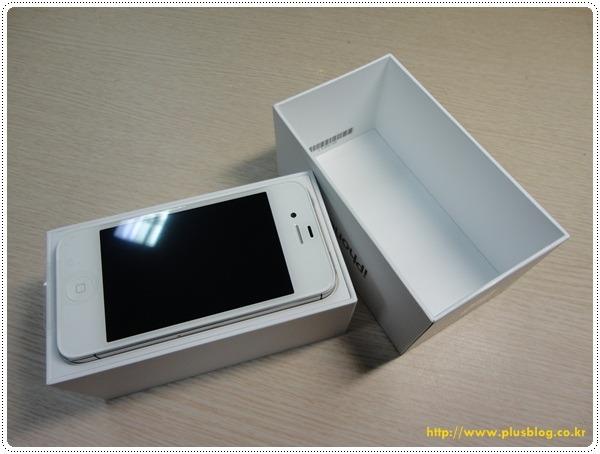 아이폰4S 개봉기