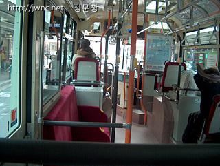 버스 안에서