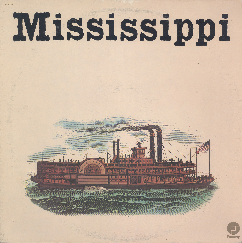 Mississippi - S/T (1973. US/Fantasy/F-9438)