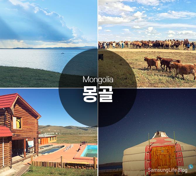 유명 휴양지, 관광 도시가 지겹다면?! '몽골'