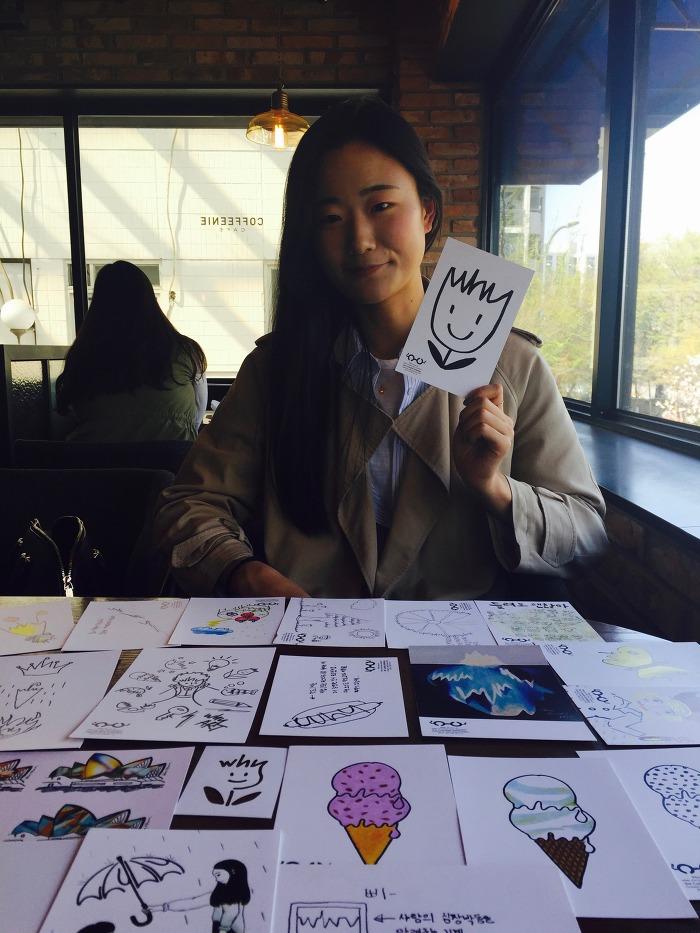Be Origin 인터뷰 _ 아이디어디렉터 안다비를 만나다