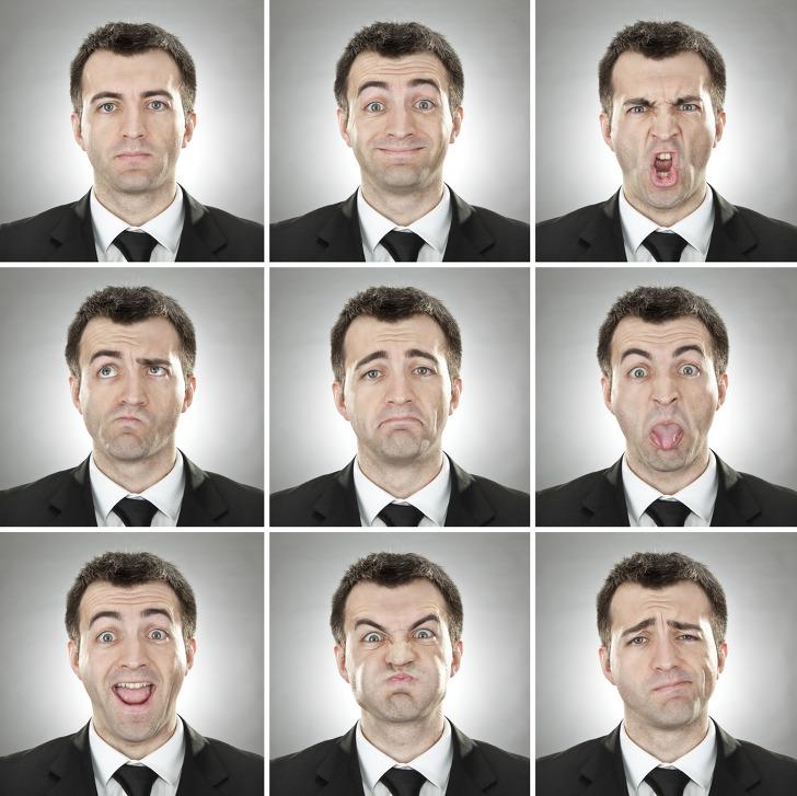 Men Expressions 35