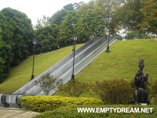 싱가포르 여행 - 포트 캐닝 파크