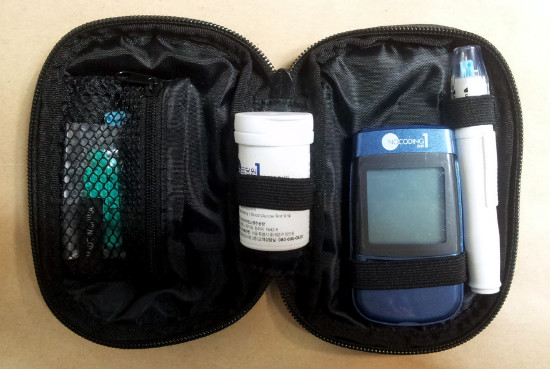 당뇨측정기